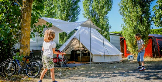 emplacement camping Charente Maritime
