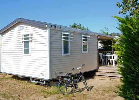 location mobil home ile de re