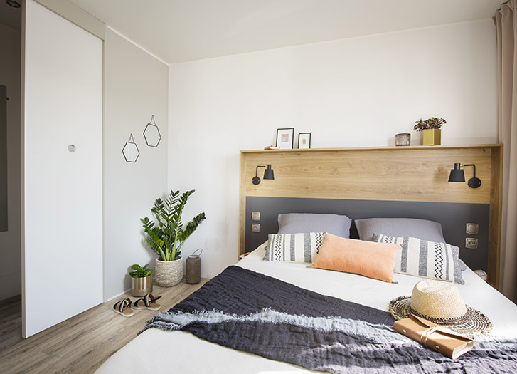 location mobil home luxe ile de re